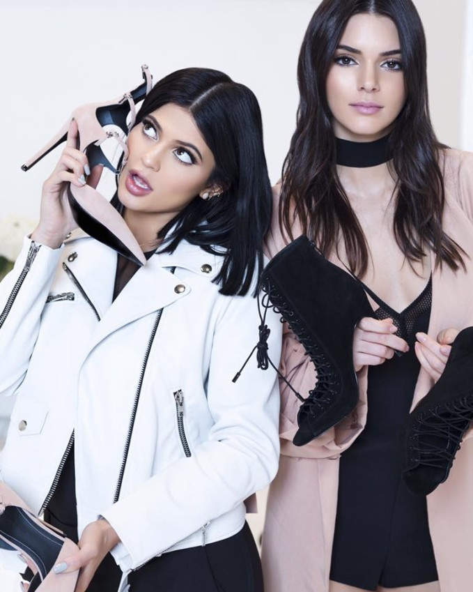 Kendall + Kylie Spring 2016 Collection