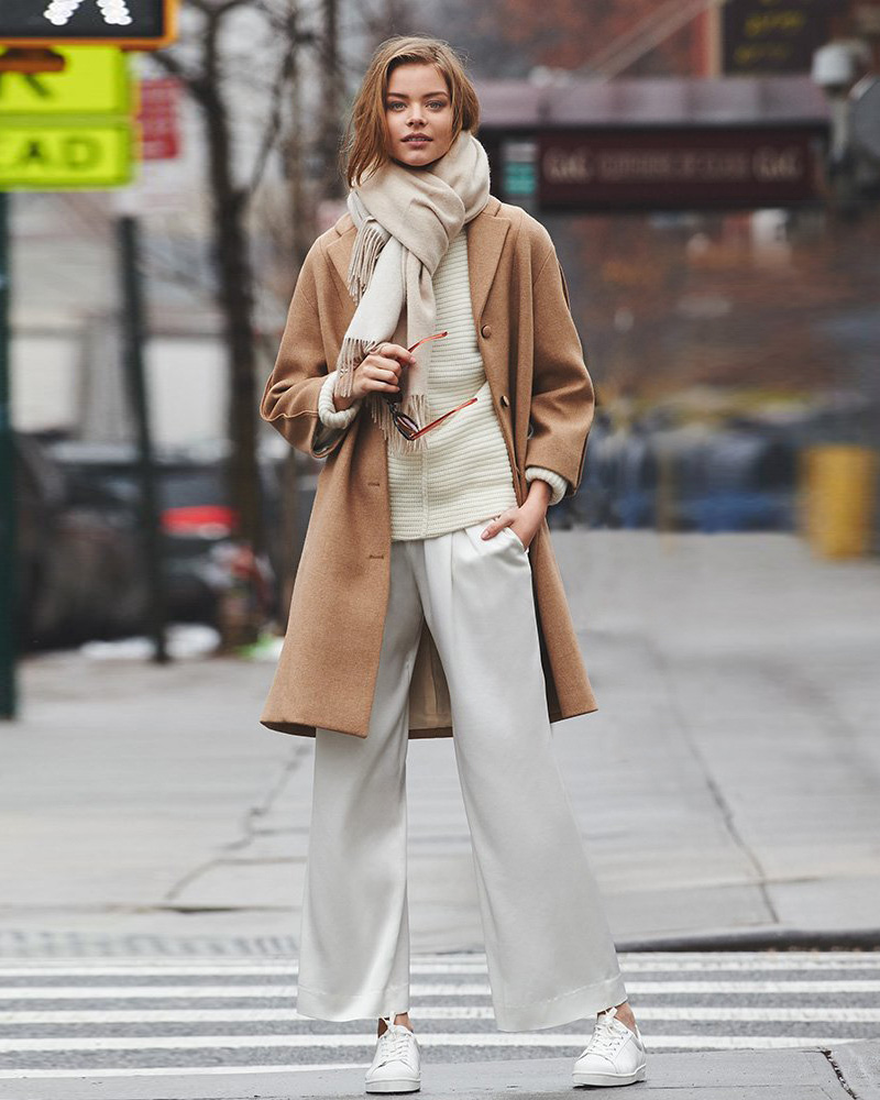 L'AGENCE Paper Bag Trousers