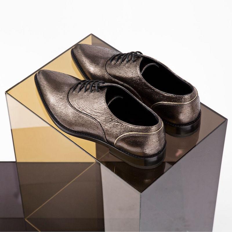 Lanvin Richelieu Lace-up Shoes
