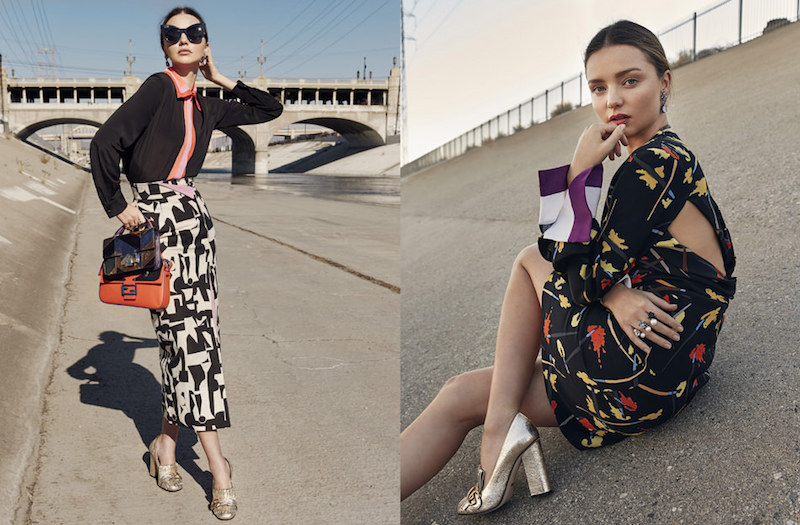 Leading Lady Miranda Kerr for The EDIT_1