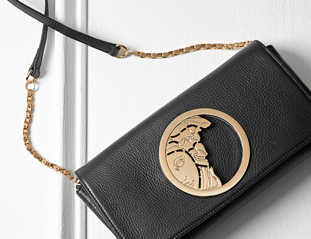 Made In Italy Handbags feat. Versace Collection at MYHABIT