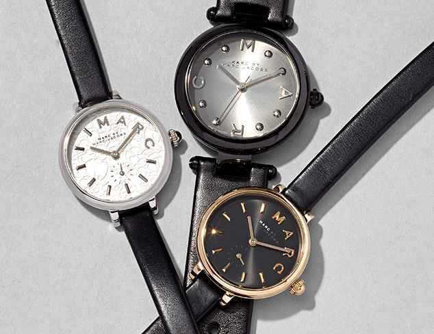 Marc by Marc Jacobs Watches at MYHABIT