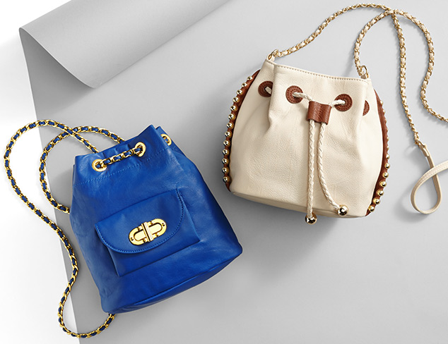 Modern Update Handbags at MYHABIT