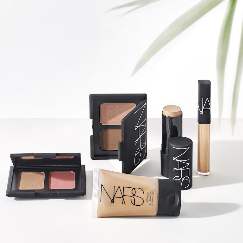 NARS Hot Sand Collection