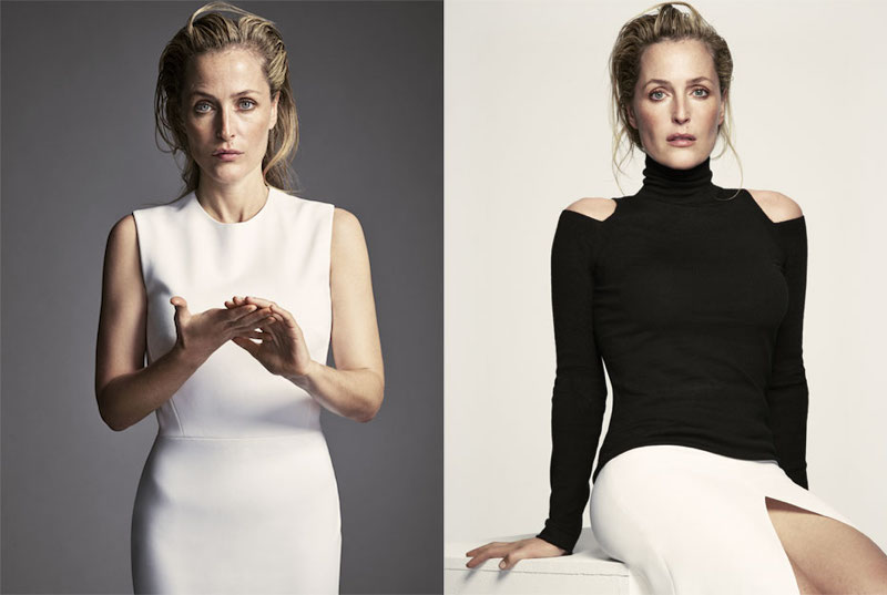 Obsession Gillian Anderson for The EDIT_1