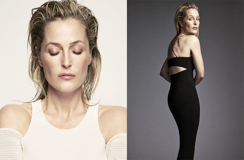 Obsession Gillian Anderson for The EDIT_2