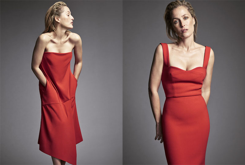Obsession Gillian Anderson for The EDIT_3
