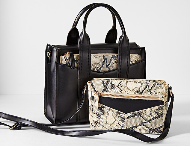 Of the Moment Handbags feat. Steve Madden at MYHABIT