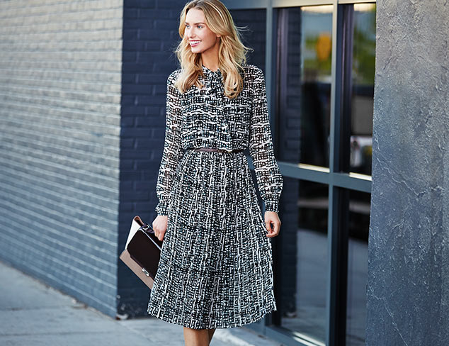 Office Chic Dresses feat. Donna Morgan at MYHABIT