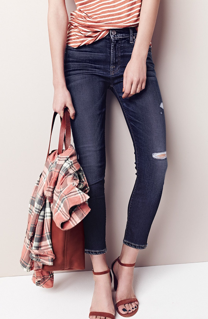 Paige Denim Transcend Verdugo Ultra Skinny Jeans_1