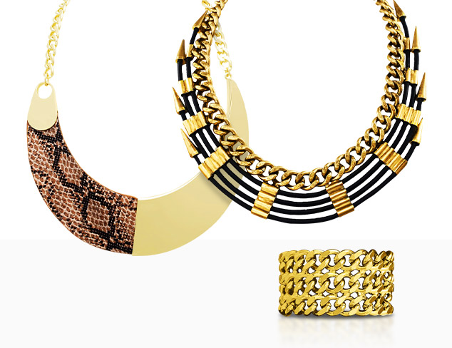 Passiana Statement Jewelry at MYHABIT