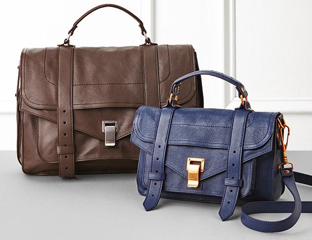 Proenza Schouler & Chloé Handbags at MYHABIT