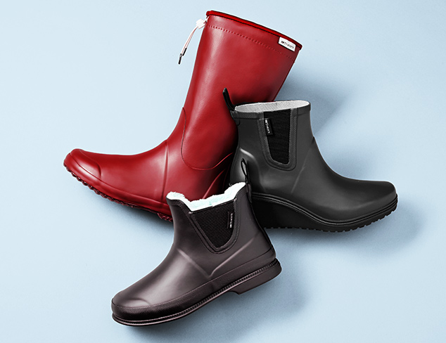 Ready for Any Weather Boots & Shoes at MYHABIT