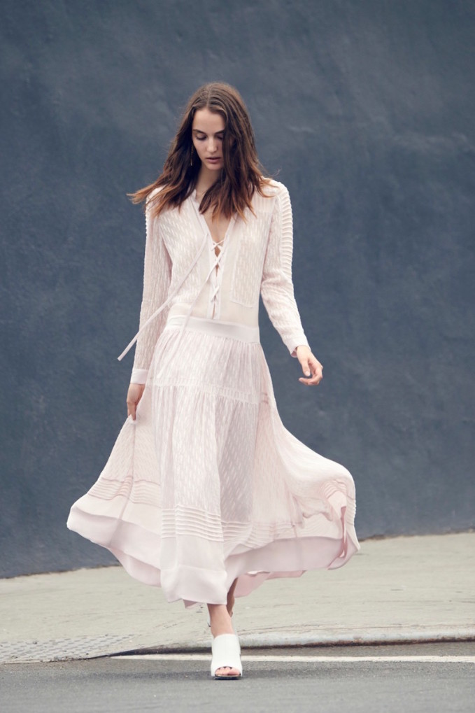 Rebecca Taylor Resort 2016 Collection