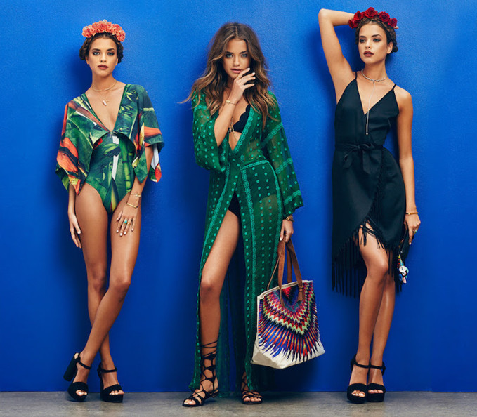 Resort 2016 Collection at REVOLVE