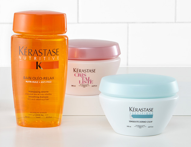 Skip the Salon Haircare feat. Kérastase at MYHABIT