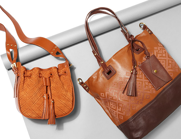 Standout Style Handbags feat. Isabella Fiore at MYHABIT
