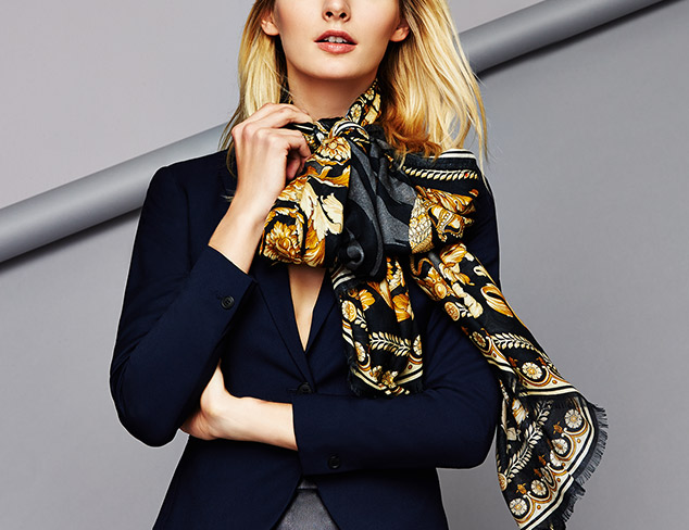 Statement Scarves Designer Edition at MYHABIT
