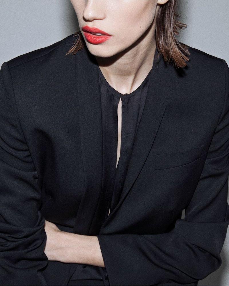 Stella McCartney Isla Tuxedo Jacket