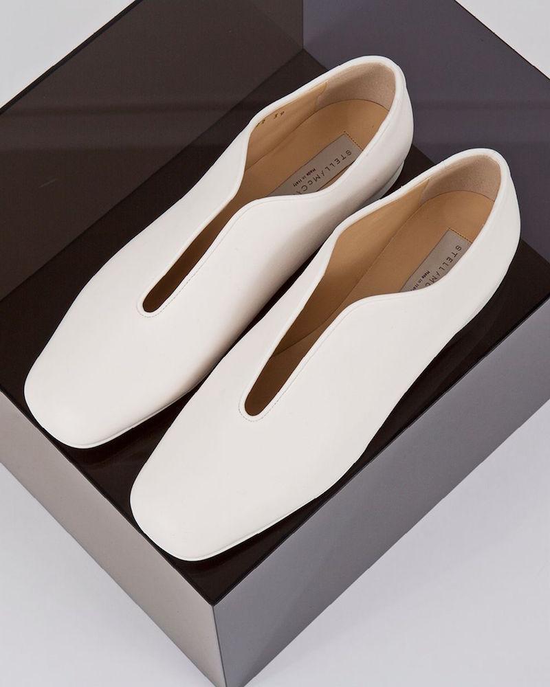 Stella McCartney Low Heel Loafers