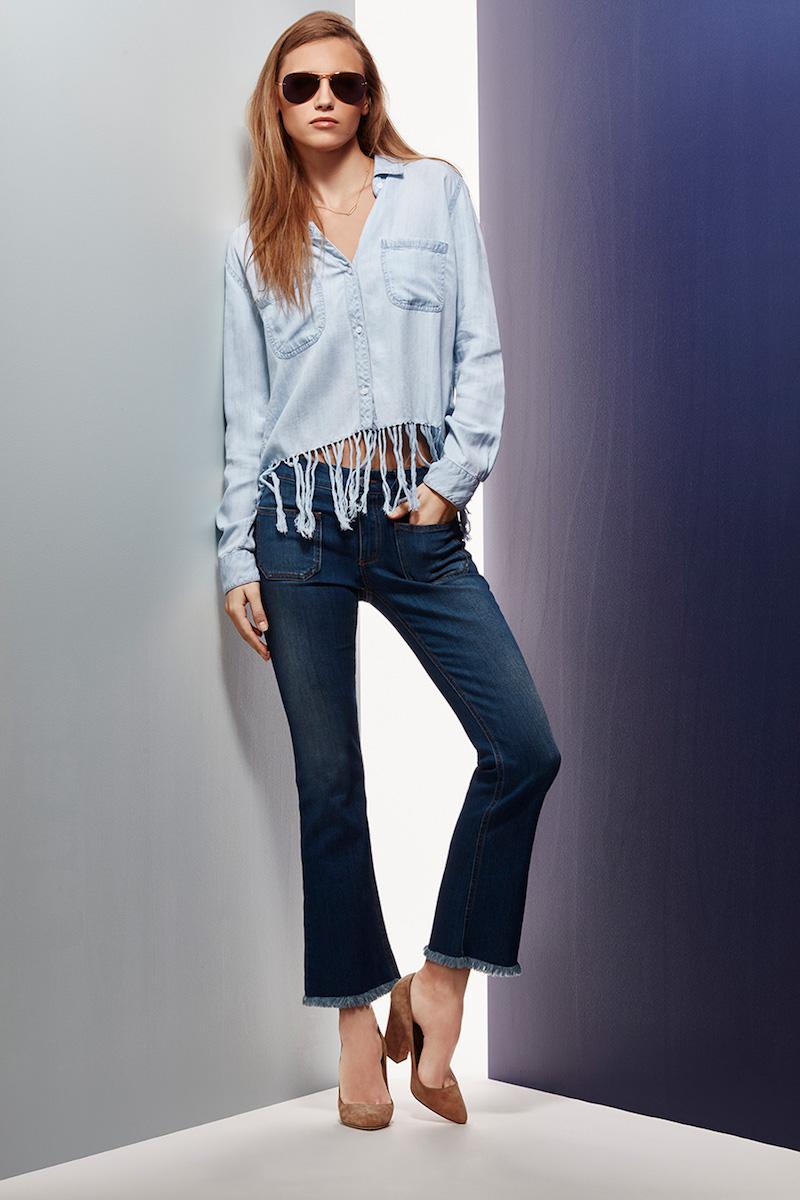 Stella Mccartney Skinny Kick Denim Jeans
