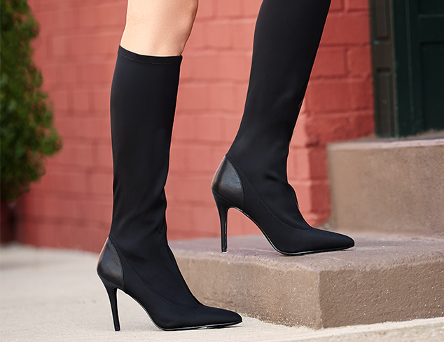 Style with Stretch Boots at MYHABIT
