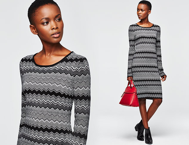 Sweater Dresses feat. Cashmere Addiciton at MYHABIT