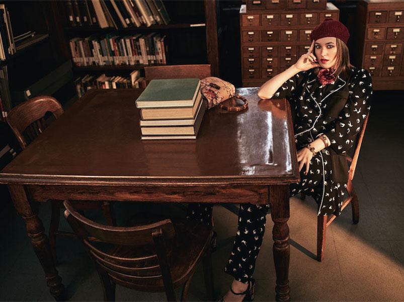 The Darling Girl Dakota Johnson for The EDIT_2