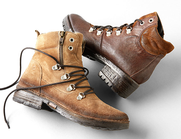 The Explorer Combat Boots & More at MYHABIT