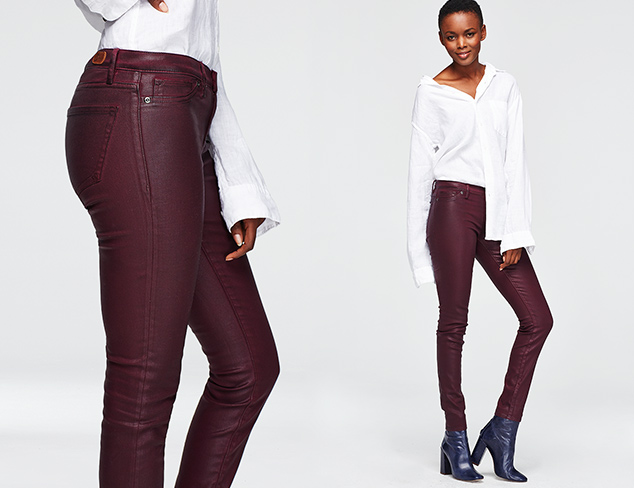 The Look Edgy Casual feat. JOE'S Jeans at MYHABIT