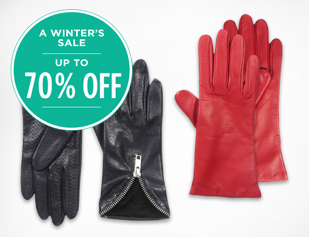Up to 70 Off Cold Weather Accessories at MYHABIT
