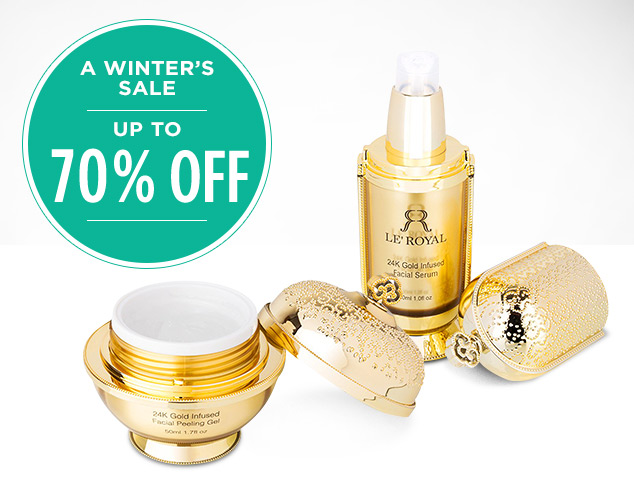 Up to 70 Off Le Royale Skincare at MYHABIT