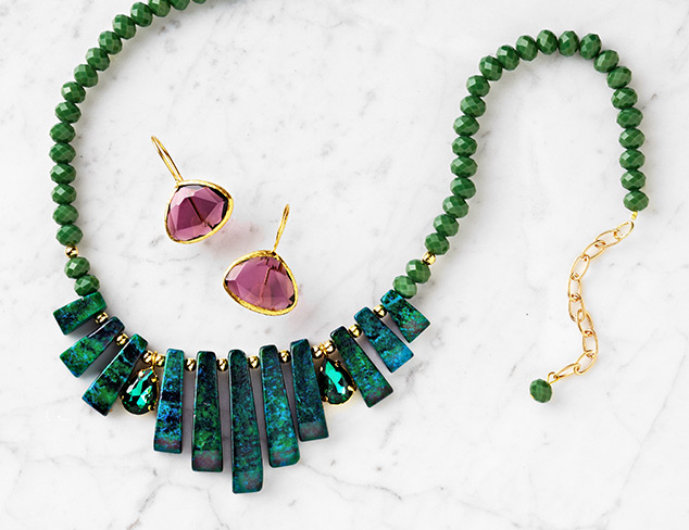 Up to 80 Off Jardin Jewelry at MYHABIT