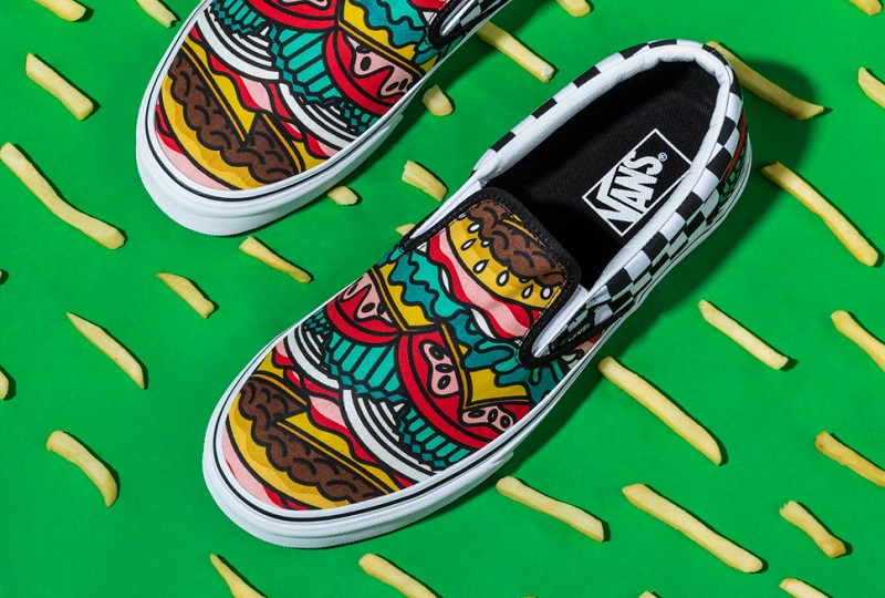 Vans Late Night Slip-On