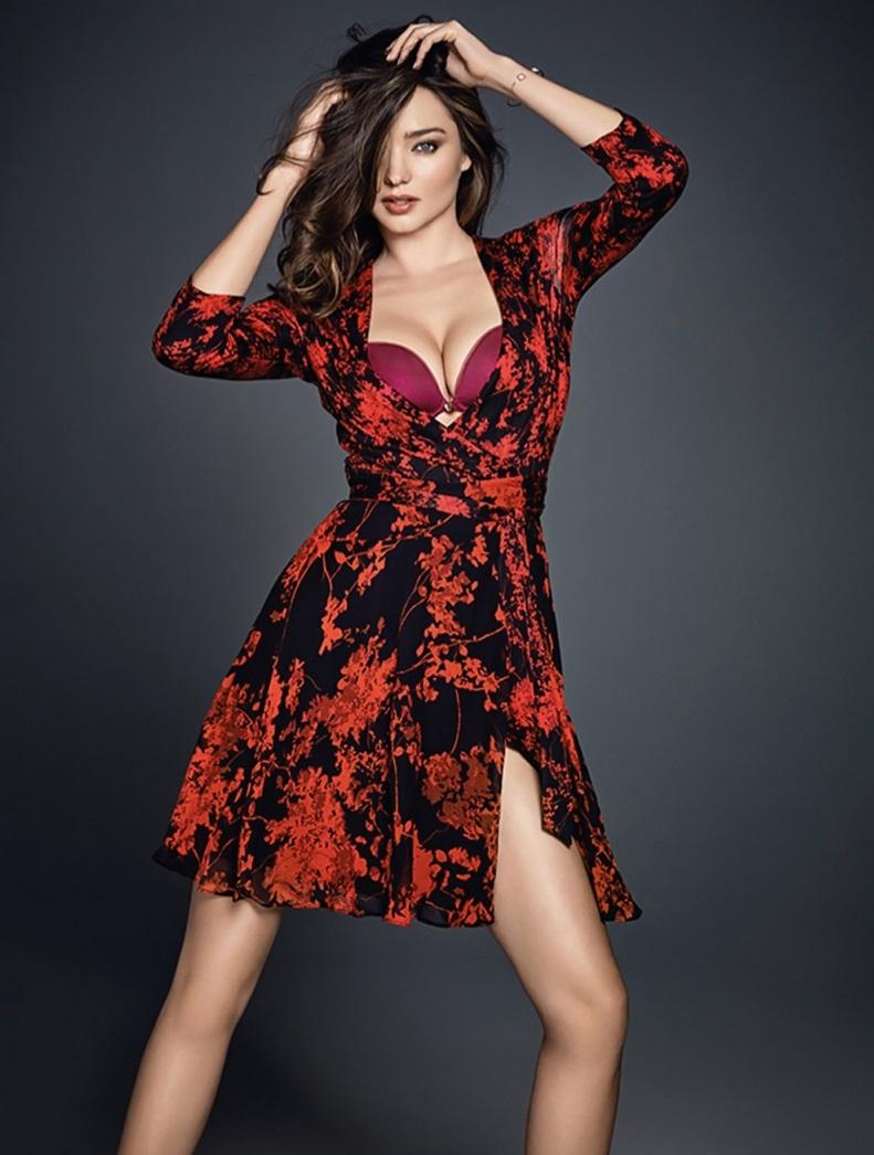 Wonderbra Spring 2016 x Miranda Kerr 4