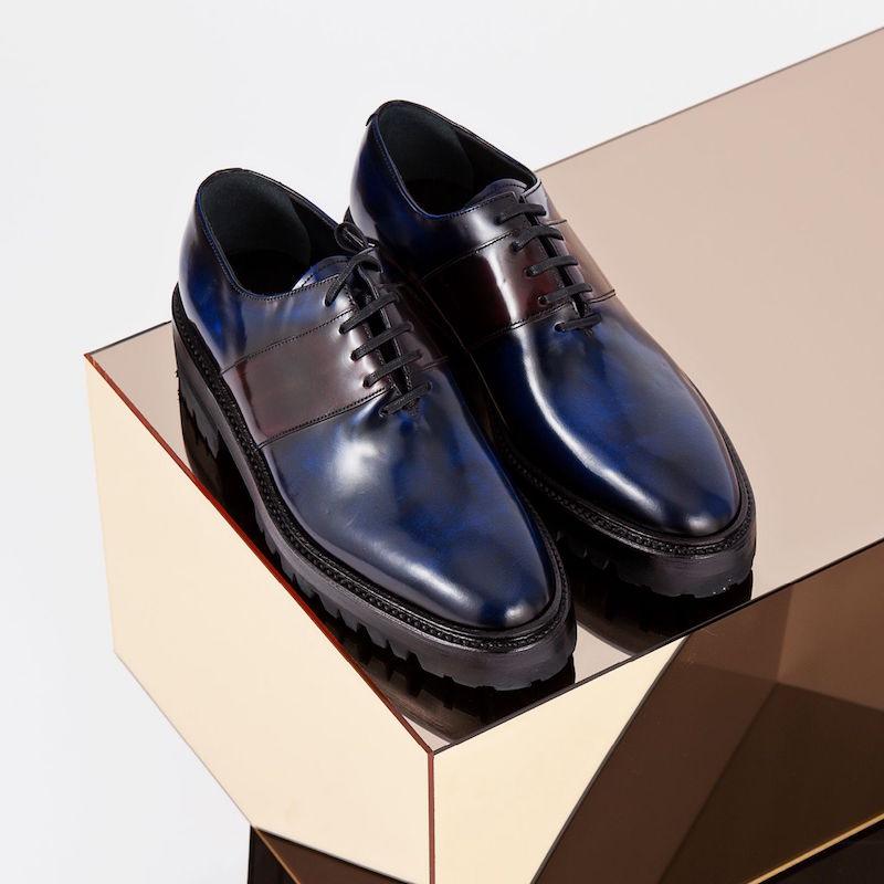Yang Li Classic Oxford Shoes