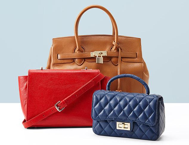 Zenith Leather Handbags At Myhabit