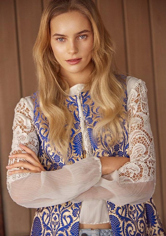 Alice Olivia Clothing Resort 2016 Lookbook At Shopbop Nawo