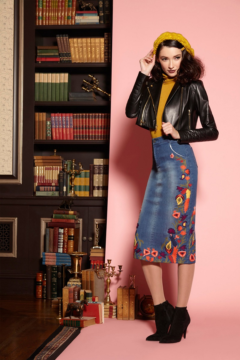 alice + olivia Pre Fall 2016 Lookbook-1
