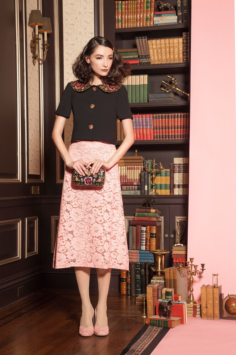 alice + olivia Pre Fall 2016 Lookbook-17