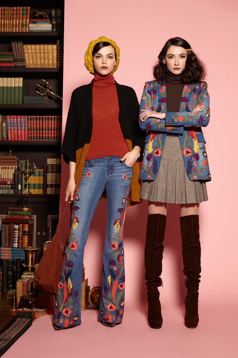 alice + olivia Pre Fall 2016 Lookbook-4