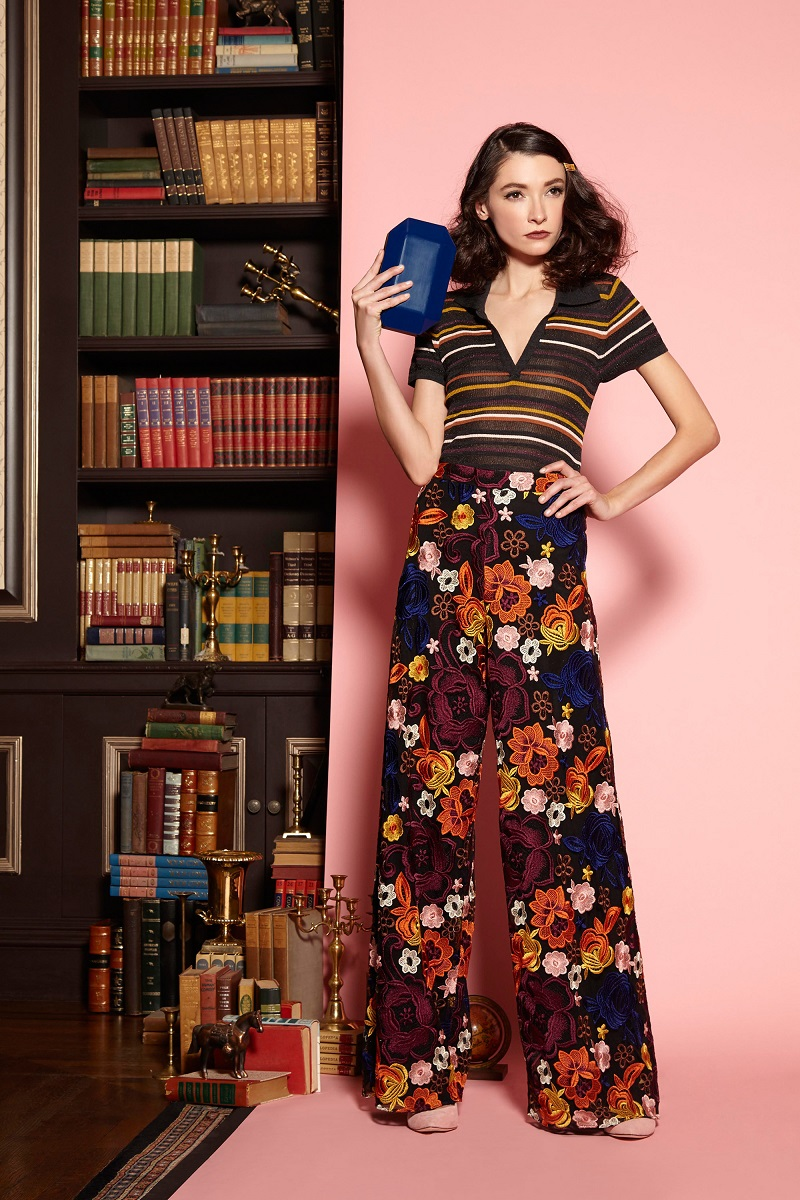 alice + olivia Pre Fall 2016 Lookbook-6