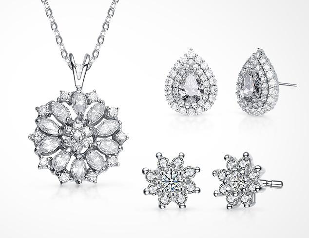 Add Some Sparkle Cubic Zirconia Jewelry at MYHABIT