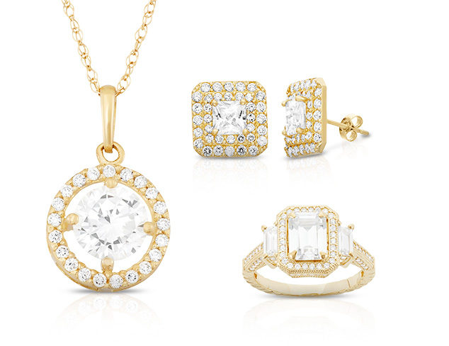 All That Glitters Gold Jewelry at MYHABIT