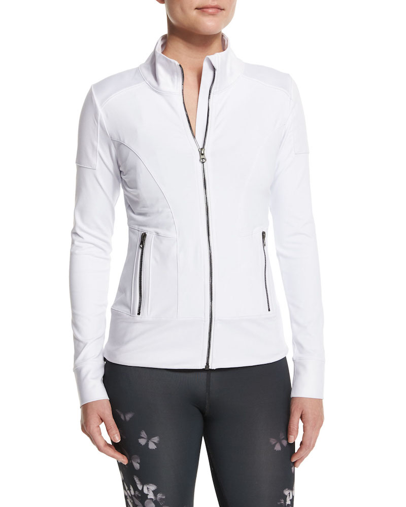 Alo Yoga Full-Zip Moto Sport Jacket_1