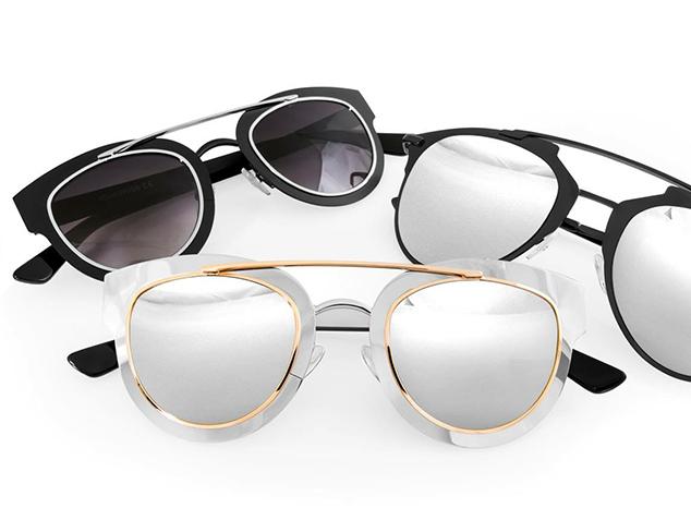 Always Sunny Sunglasses feat. AquaSwiss at MYHABIT