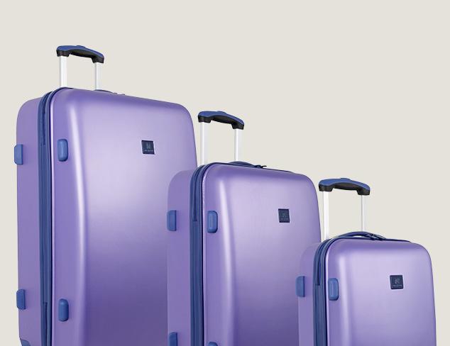 Anne Klein Luggage at MYHABIT