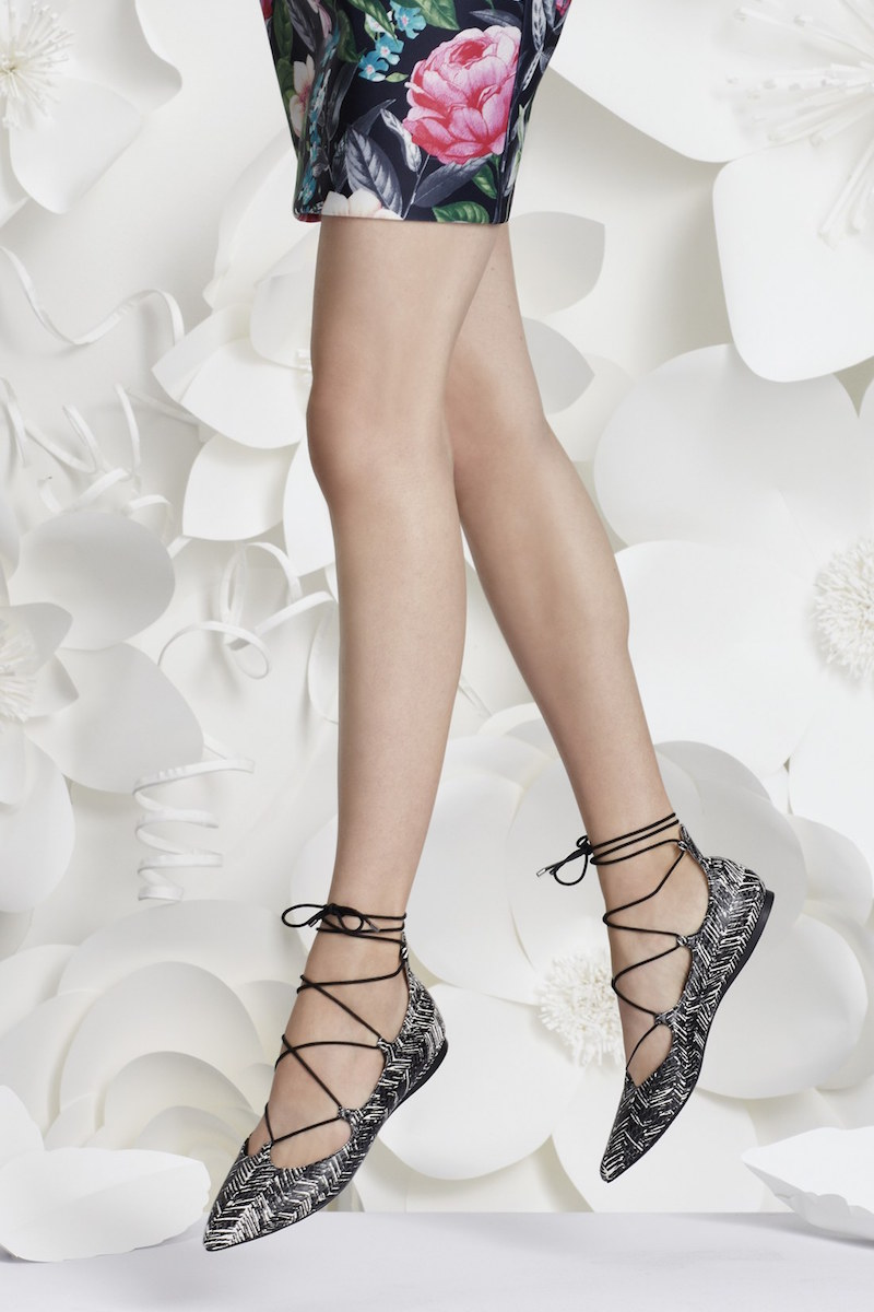 Nordstrom The Shoe Edit Spring 2016 Nawo