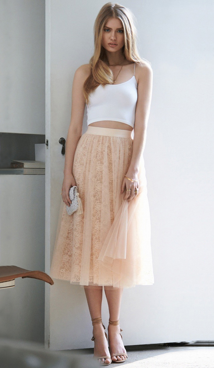 Bailey 44 Shrubbery Skirt