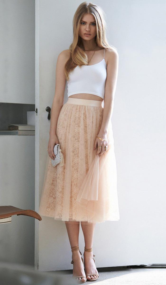 Bailey 44 Shrubbery Skirt